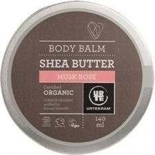 Urtekram musk rose body balm shea butter