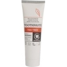 Urtekram tea tree toothpaste