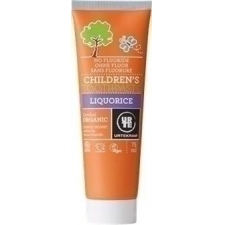 Urtekram children toothpaste licorice