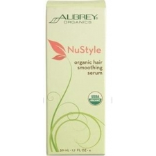 Aubrey organics organic hair smoothing serum