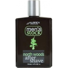 Aubrey organics men's stock north woods aftershave