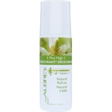 Aubrey organics e plus high c deodorant roll-on