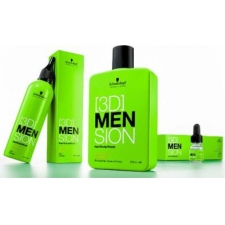 Schwarzkopf [3d]men hair and body shampoo