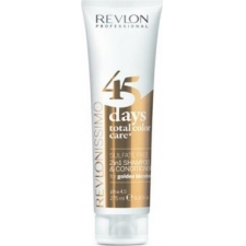 Revlon professional 45 days conditioning shampoo gold blond