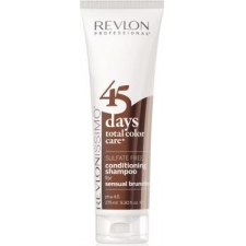 Revlon professional 45 days conditioning shampoo brunettes