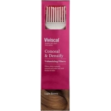 Viviscal conceal & densify volumizing light brown
