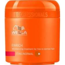 Wella professionals enrich treatment for fine/normal hair