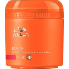 Wella professionals enrich treatment for thick hair