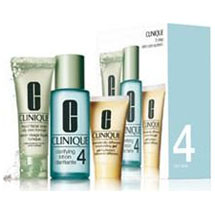 Clinique 3-step introduction kit skin type 4