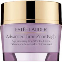 Advanced time zone line/wrinkle night