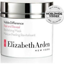Elizabeth arden visible difference peel & reveal rev mask