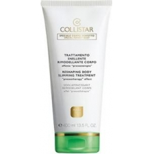 Collistar reshaping body slimming treatment