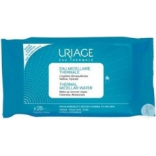 Uriage lingettes eau micellaire thermale