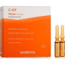Sesderma c-vit intens serum flash effect ampoules