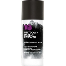Urban decay meltdown makeup remover cleans oil stick