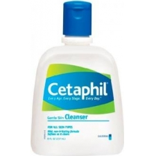 Cetaphil gentle skin cleanser - cetaphil