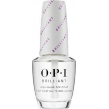 Opi brilliant high-shine top coat - opi