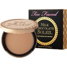 Too faced milk chocolate soleil matte bronzer