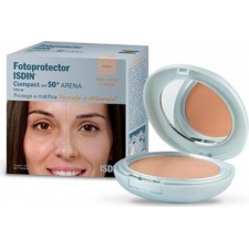 Isdin fotoprotector compact sand spf50+