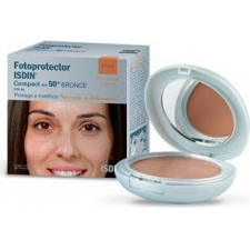Isdin fotoprotector compact bronze spf50+