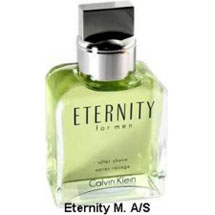 Calvin klein eternity m. aftershave
