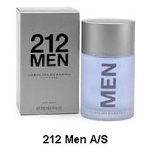 Carolina herrera 212 men aftershave