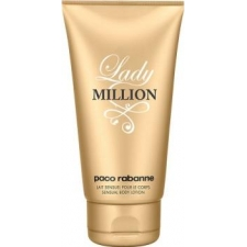 Paco rabanne lady million body lotion