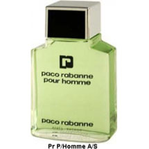 Paco rabanne pr p/homme aftershave
