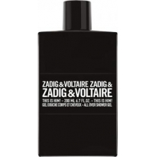 Zadig & voltaire zadig & voltaire this is him shower gel