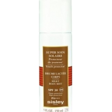 Sisley super soin sol brume lactée corps spf30