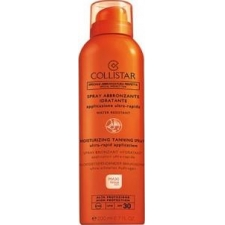 Collistar moisturizing tanning spray spf30