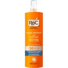 Roc soleil-protect moisturizing spray spf50