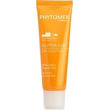 Phytomer solution soleil crème solaire spf15