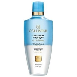 Collistar gentle two-phase mk-up remover